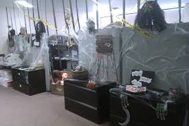 outstanding halloween office cubicle decorating ideas new