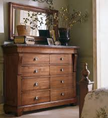 Decorating Ideas For Dresser Top by Marble Top Magna Chest U0026 Landscape Mirror By Kincaid Furniture