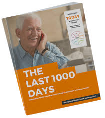 last1000days making patients u0027 time the most important currency