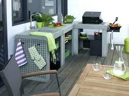 cuisine d été pas cher cuisine d exterieur meuble de cuisine exterieure pas cher