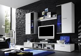 Wohnzimmerschrank Reduziert Trendteam Sa95302 Wohnzimmerschrank Wohnwand Anbauwand Weiss
