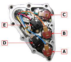 certified transmission honda no reverse