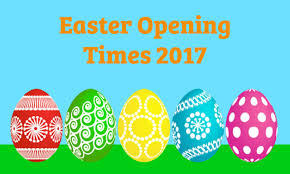 easter openeing times 2017 holsworthy town council