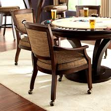 game table and chairs set round game table with club chairs round designs