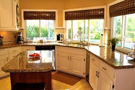 bathroom attractive stylish kitchen window treatment ideas