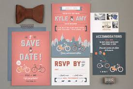 designer wedding invitations mid century style wedding invitations by vs design