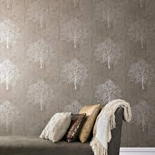 buy mirror wallpaper at argos co uk your online shop for home buy graham and brown enchant wallpaper mocha