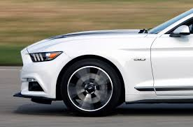 california mustang 2016 ford mustang adds california special package turn signals