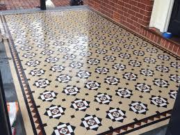Victorian Mosaic Floor Tiles Heritage Tiles Melbourne Victorian Mosaic Tiling