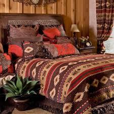 Bedroom Sheets And Comforter Sets Southwestern Bedding Cabin Place