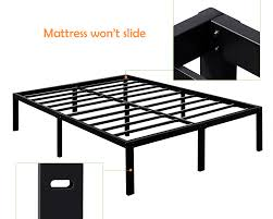 Heavy Duty Platform Bed Frames 3000lbs Max Weight Tatago 16inch Heavy Duty Platform Bed Frame