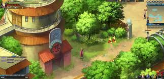 Naruto Map Naruto Online Launching In The West On July 20