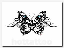 Meaningful Butterfly - tigertattoo butterfly flower tattoos tattoos for