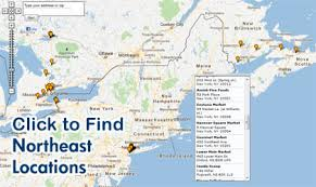 map of ne usa and canada map northeastern us and canada map of ne usa and canada 5 maps