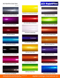 astonishing metallic car paint color chart 43 for your home