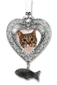 in loving memory personalized pet memorial ornament
