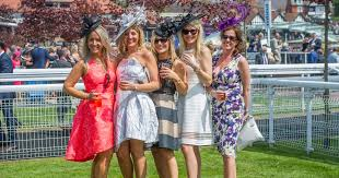 ladies u0027 day at chester races as may festival continues recap