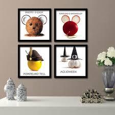 affiches cuisine haochu légumes fruits restaurant décoratif peintures moderne simple