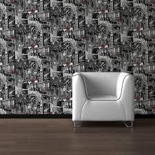 black and white wallpaper ebay black white red wallpaper ebay london black and white wallpapers