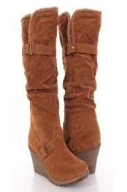 womens boots uk size 8 28 best winter warmer boots images on warm boots faux