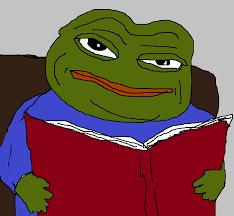 Guy Reading Book Meme - pol politically incorrect 盪 thread 107389105