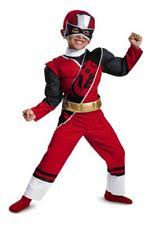 Ninja Halloween Costume Kids Halloween Costume Boys Disguise Power Rangers Red Ranger Ninja