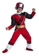 Ninja Halloween Costumes Toddlers Halloween Costume Boys Disguise Power Rangers Red Ranger Ninja