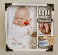 baby shadow box best 25 shadowbox baby keepsake ideas on newborn
