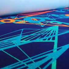 Luxury Velvet Upholstery Fabric Nebulae Fabric Luxury Digitally Printed Fabric