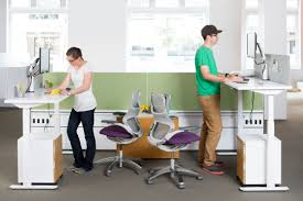 Sit Stand Office Desk by The Rise Of The Sit Stand Desk In The Workplace K2 Space