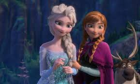 let it go let it go go go three stage versions of frozen are on the way