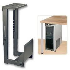 monter ordinateur de bureau support pc pour montage sous bureau prix pas cher cdiscount