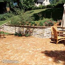 Front Yard Retaining Walls Landscaping Ideas - retaining wall the family handyman