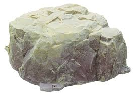 Fake Rocks For Gardens by Amazon Com Fake Rock Septic Cover Model 111 Riverbed Landscape