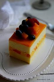 mango mousse cake i u0027m obsesed with mango and this dessert was