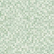 decoration ideas green mosaic tile vinyl flooring slip resistant