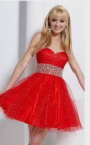 red short prom dresses naf dresses