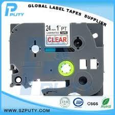 3 e bureau label sc18b black on blue compatible epson labelworks 18mmx8m label