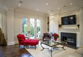 Red Accent Chairs For Living Room Intended For Residence - Red accent chair living room