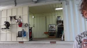 shipping container workshop plans in shipping containers home work