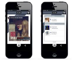 the voice app android the voice radio released their iphone and android