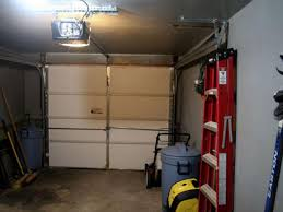 Replacing A Garage Door Install Electric Garage Door Opener Hgtv