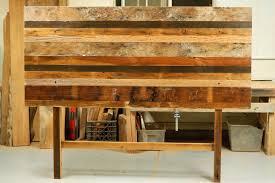 Reclaimed Wood Headboard Ana White Reclaimed Wood Headboard Collection Including King