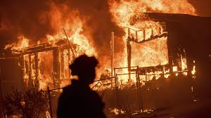 Wildfire Dc by Thousands Flee Wildfires Burning In U S Canada The Spokesman
