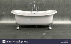 roll top bath shower mobroi com 3d render of classic roll top bath and taps with shower