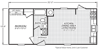 micro mobile homes micro 14 x 32 437 sqft mobile home factory expo home centers