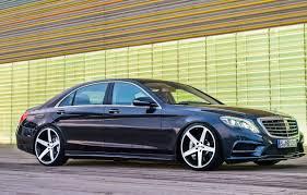 Mercedes S550 Concavo Cw 5 Matte Black