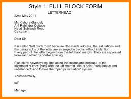 8 sales letter sample full block style buyer resume