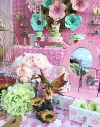fairy tale garden tea party birthday party ideas tea party