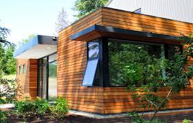 Exterior View Granero Office Building Seattle Architects On Bainbridge Island